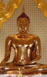 1 -golden budda