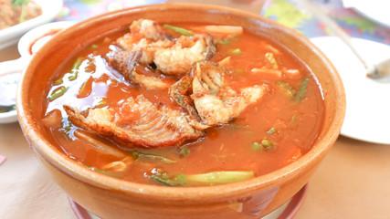 Dejlig krydret suppe
